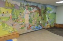 Daycare Mural