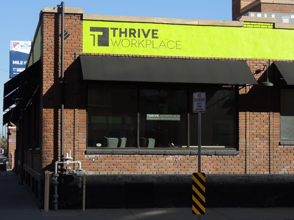 Thrive Exterior