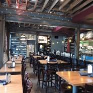 Max's Wine Dive Dining Area